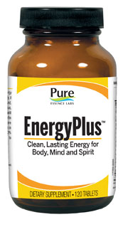 energy plus pure essence labs