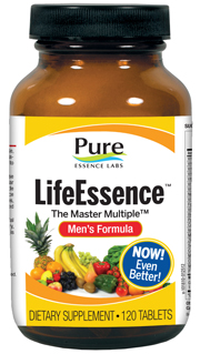 lifeessence mens multivitamin