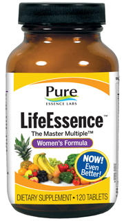 lifeessence women multivitamin