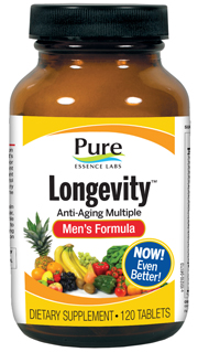 antiaging mens formula longetivity