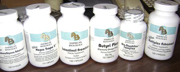 american biologics products