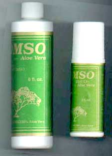 DMSO aloe