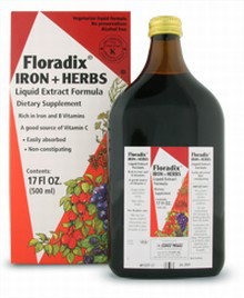 floradix iron with herbs