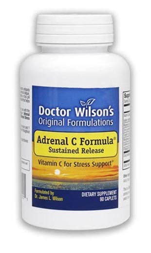 Dr wilsons adrenal supplements