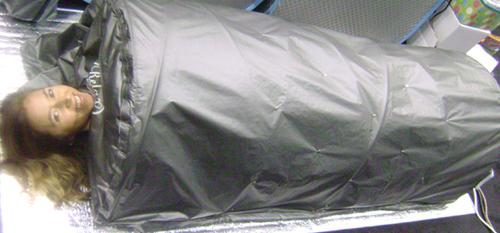 infrared sauna lie down model