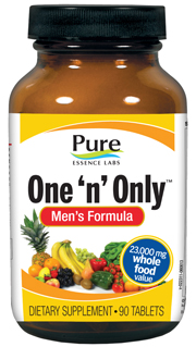 one n only men's multivitamin