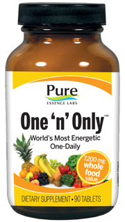 one and onlymultivitaman pureessence