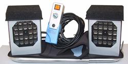 infrared ray radiator for sauna