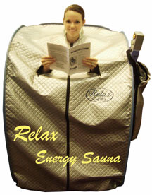 Relax FIR Portable Sauna